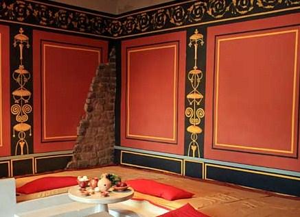 roman dining room | vinumvetustum.com.au – roman dining room